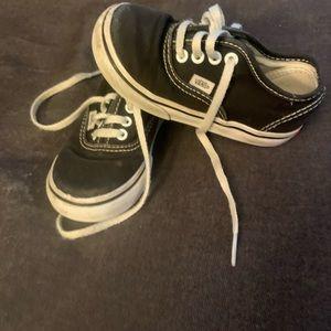 Toddler Vans Authentic